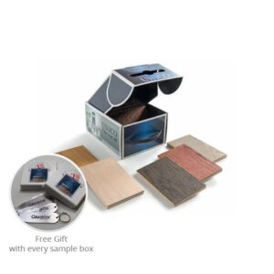Sample Box – UN1CO Wood Samples