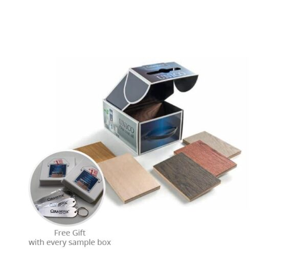 Sample Box – UN1CO Wood Samples