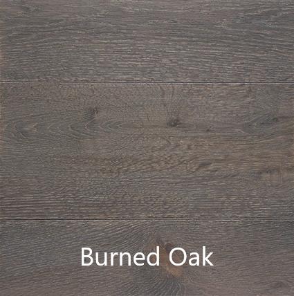 Reactive Stain Burned Oak