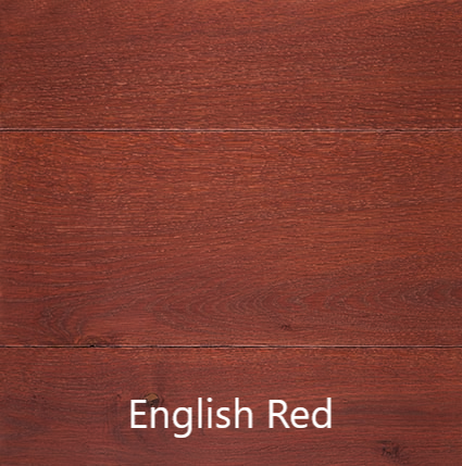 Reactive Stain English Red