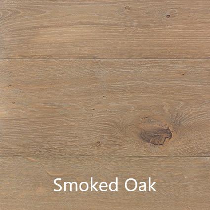 Reactive Stain Smoked Oak