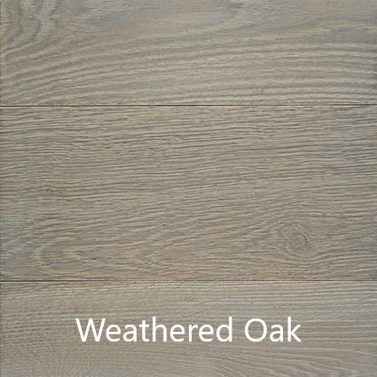 Reactive Stain Weathered Oak